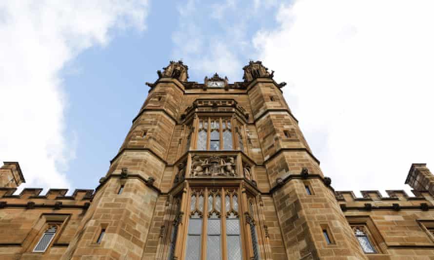 University of Sydney building