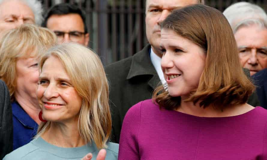 Wera Hobhouse, left.