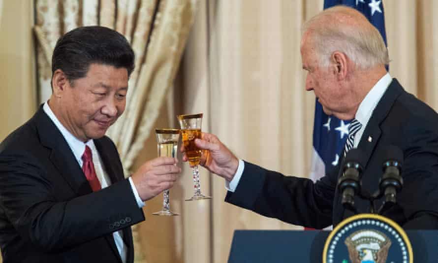 Xi and Biden