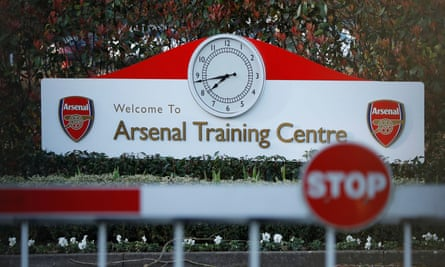 All Premier League training grounds have been shut down due to the coronavirus outbreak