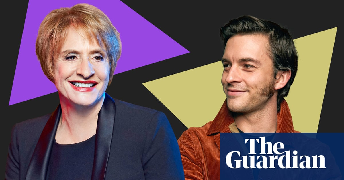 Patti LuPone meets Jonathan Bailey: 'You're the biggest star in the world!'