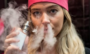 Vaping is 95% less harmful than smoking, Public Health England has found.