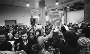 The first copies of El País roll off the presses in May 1976, the year after Franco's death.
