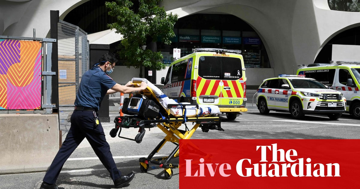 Australia Covid live update: Victoria records 1,890 cases, five deaths; NSW 477 cases, six deaths; 10,000 vaccinated people to attend Melbourne Cup