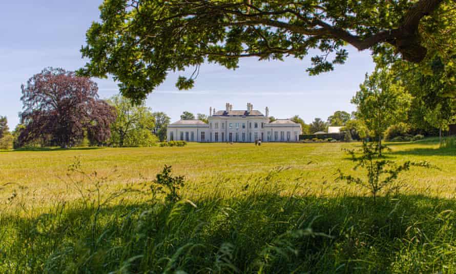 Hylands Estate is free to enter.