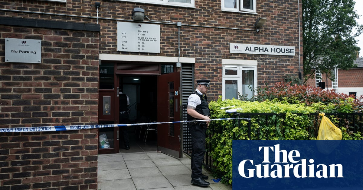Police in London hunt for man as part of double murder inquiry