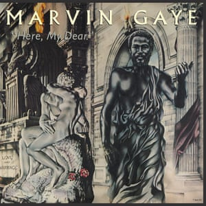 Marvin Gaye – Here, My Dear.