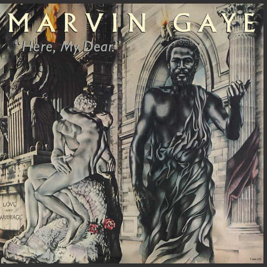 Marvin Gaye – Here, My Dear.