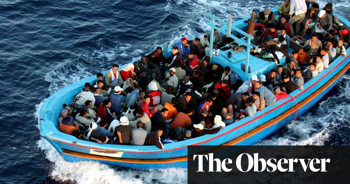 The Optician Of Lampedusa By Emma Jane Kirby Review Books The