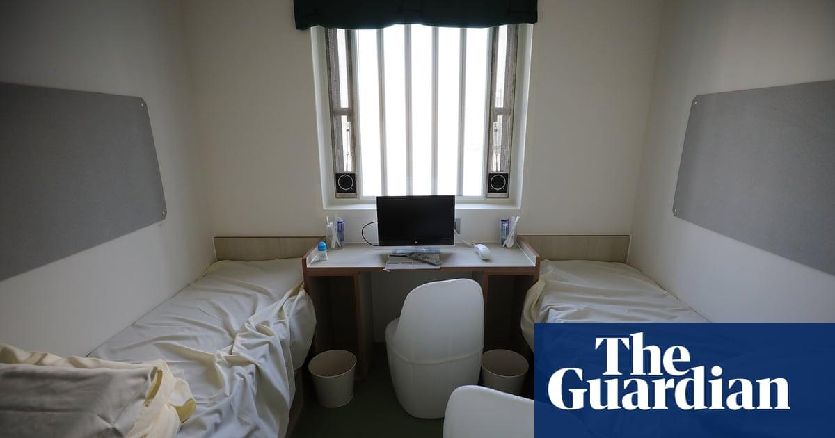 Covid death rate in prisons three times higher than outside