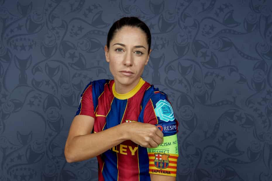 Vicky Losada: 'Every single player in my Barcelona team is ...