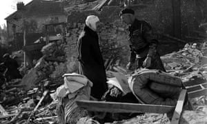 v2 rockets strike britain archive 11 november 1944 world news
