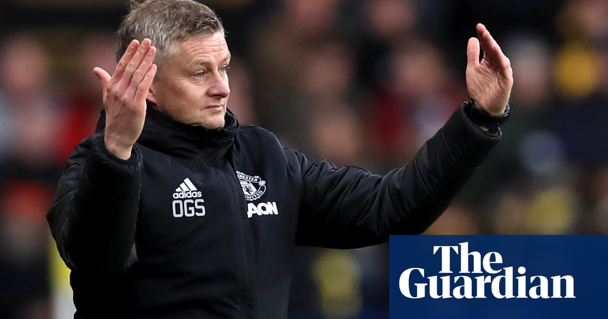 Ole Gunnar Solskjær admits Manchester United are behind in their development