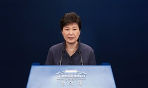 South Korean President Park Geun-hye has offered a public apology after a South Korean TV network reported reported that Choi Soon-sil, who has no official governmental position, was informally involved in editing some of Park's key speeches.
