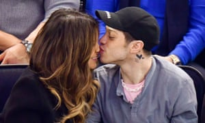 Kate Beckinsale and Pete Davidson.