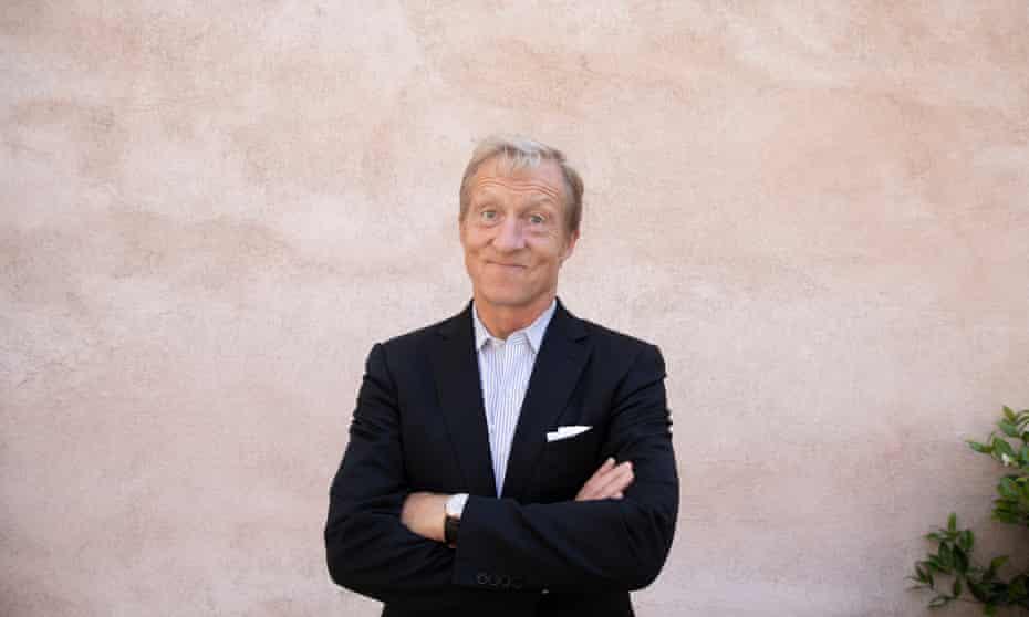 Tom Steyer in Los Angeles.