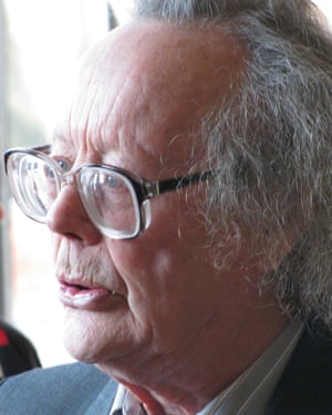 Peter Naylor on his 80th birthday