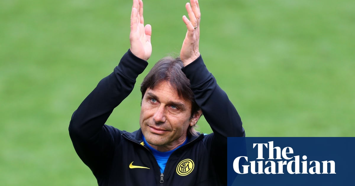 Antonio Conte to leave Inter over plan to sell €80m of players this summer