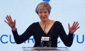 Theresa May has said she wants to 'fight racial and religious hatred'.
