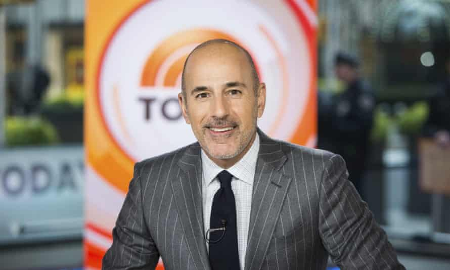 Matt Lauer was fired from NBC in November 2017 after the network received a complaint from one of his colleagues about inappropriate sexual behavior.