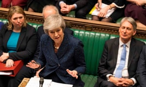 Theresa May at Prime Minister's Questions on Wednesday 12 December