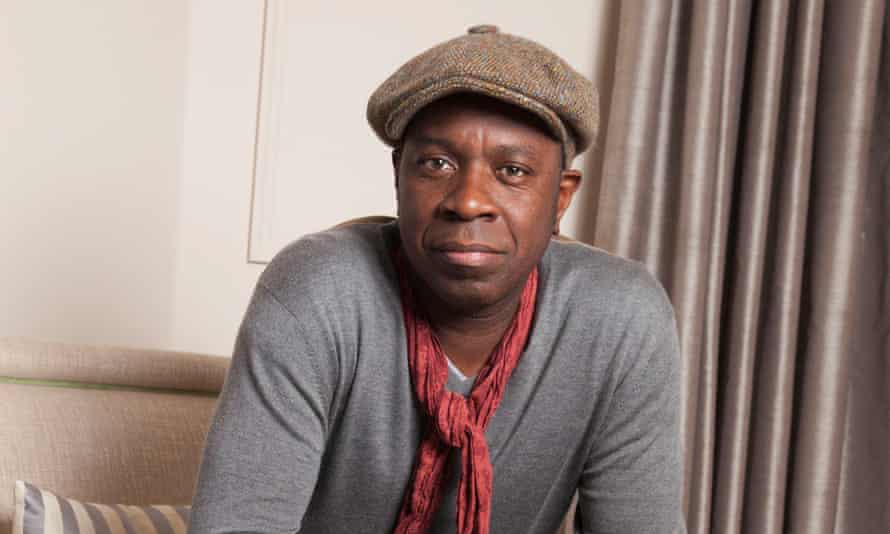 Clive Myrie, photographed at the Langham hotel, London.
