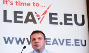 Arron Banks denies any wrongdoing and says he welcomes the National Crime Agency investigation into funding of the Leave.EU referendum campaign