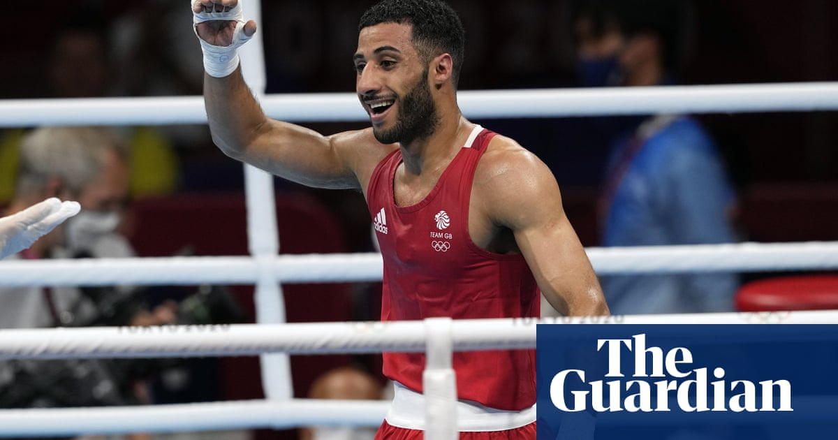 Galal Yafai guaranteed at least silver medal after thrilling Olympic boxing win