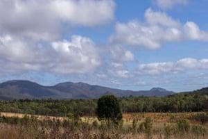 The Australian landscape, Queensland.