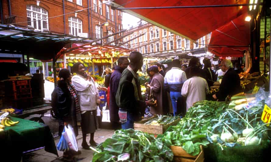Caribbean Brixton is at the centre of an intense gentrification debate.