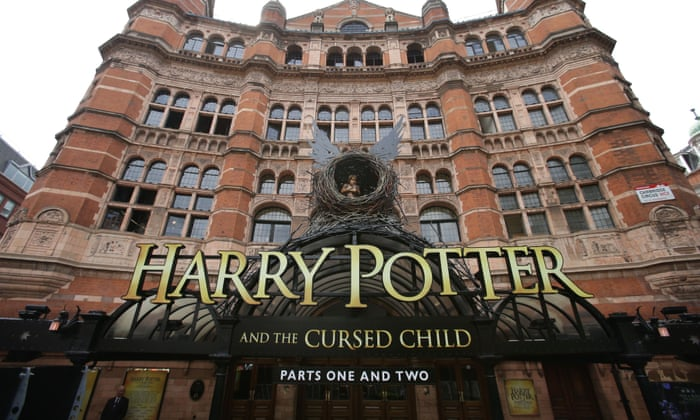 Harry Potter And The Cursed Child Could Soon Go Worldwide Says Jk Rowling Harry Potter And The Cursed Child The Guardian