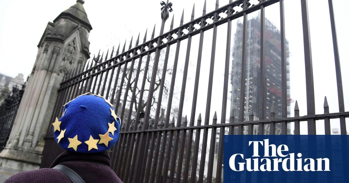 Boris Johnson's Brexit bill becomes law