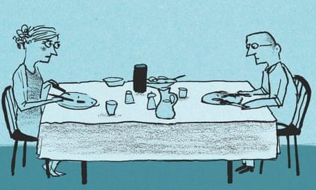 Berger & Wyse on Alexa – cartoon