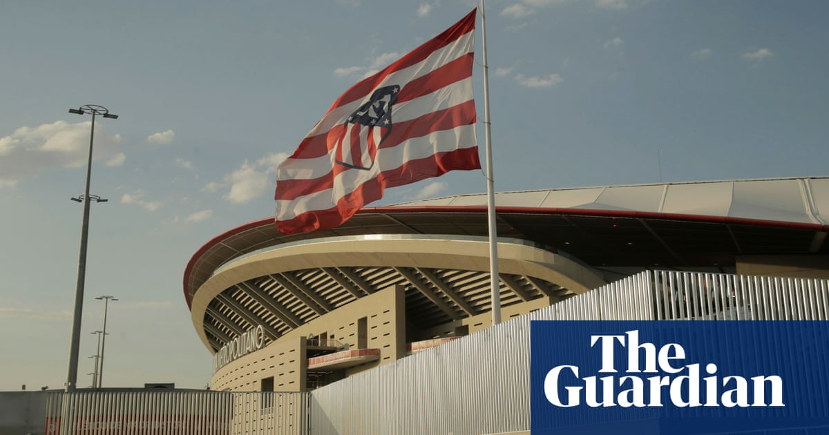 Atlético Madrid have two positive Covid tests before Champions League
