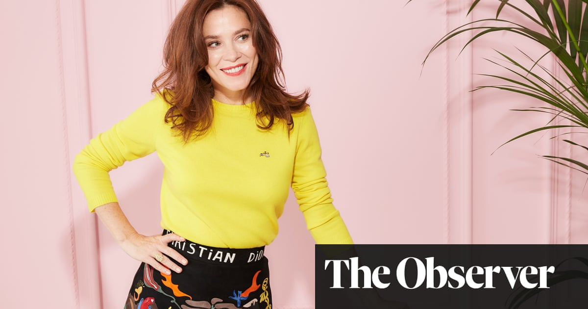 Anna Friel: 'I thought acting would be a hobby – never a job'