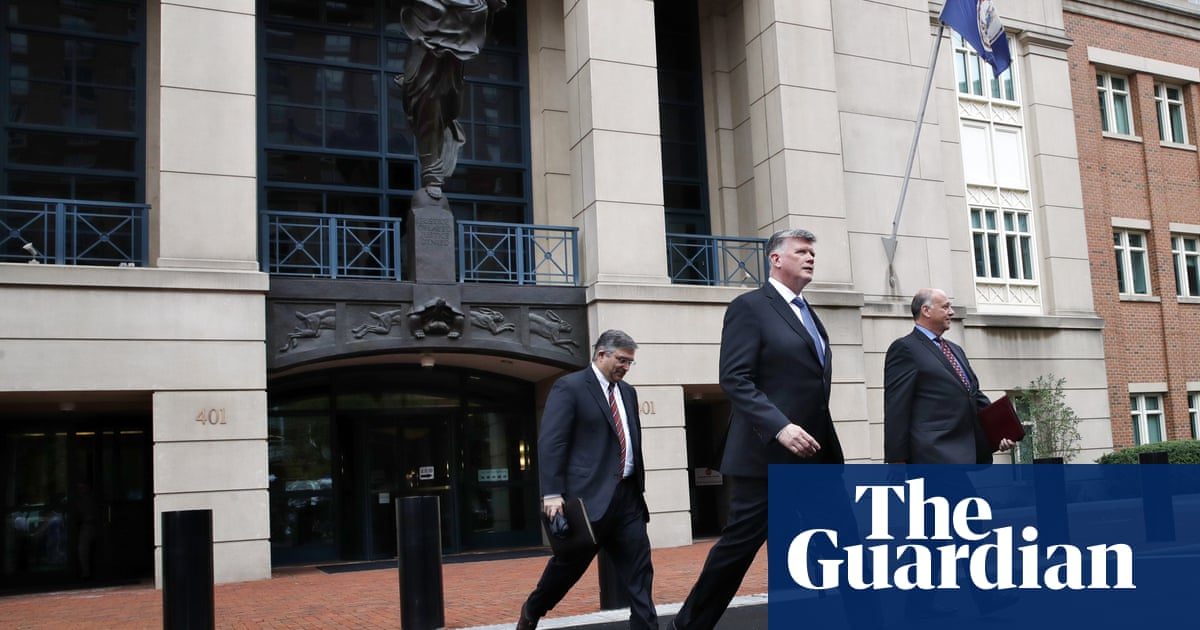 Paul Manafort found guilty of tax fraud in Virginia federal court