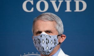 White House Chief Medical Adviser on Covid-19 Dr Anthony Fauci.