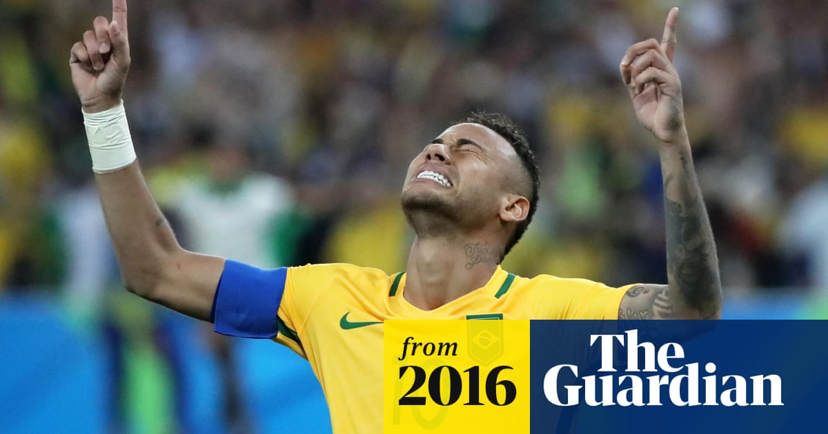 Olympic Officials To Have Talks About British Football At Tokyo 2020 Rio 2016 The Guardian