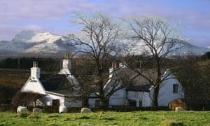 Glenview, Culnacnoc, Isle of Skye