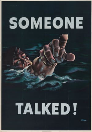 Someone talked – 1924.