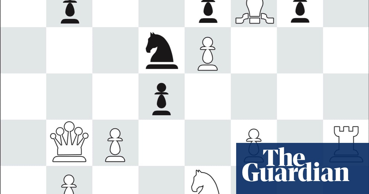 Chess: Fabiano Caruana leads Magnus Carlsen by a point as Wijk end nears