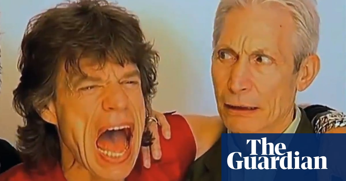 Watch the Rolling Stones' tribute to Charlie Watts – video