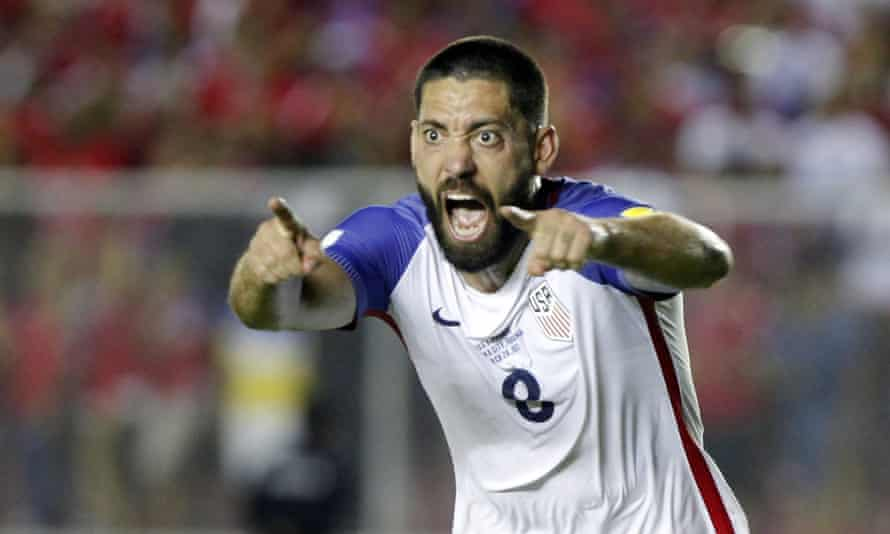Clint Dempsey was known for his intensity and never-say-die attitude