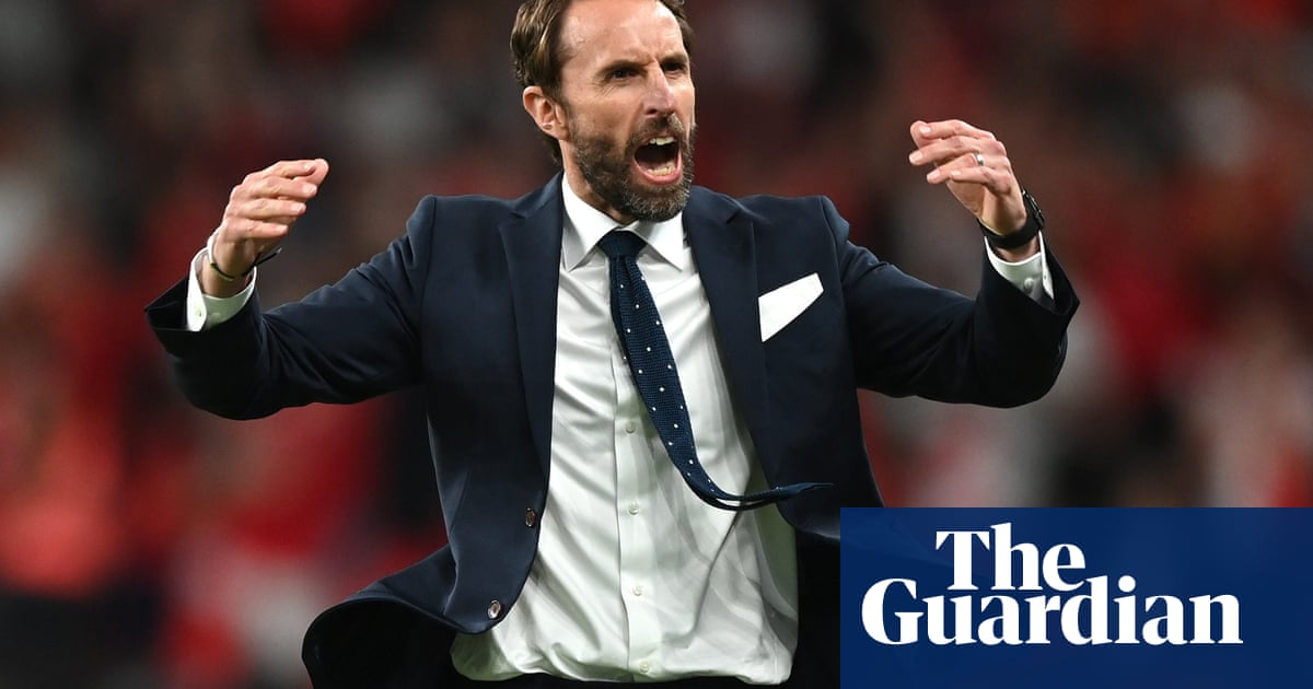 Gareth Southgate proud to lead England into first men's final since 1966
