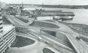 The new interchange, 1975