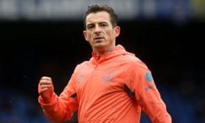 Leighton Baines: no, you can't borrow his trackie.