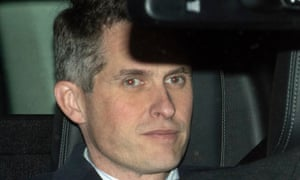 Britain's former defence secretary Gavin Williamson. 'Theresa May … had no option but to fire a minister who she could not trust with her government's most sensitive decisions.'