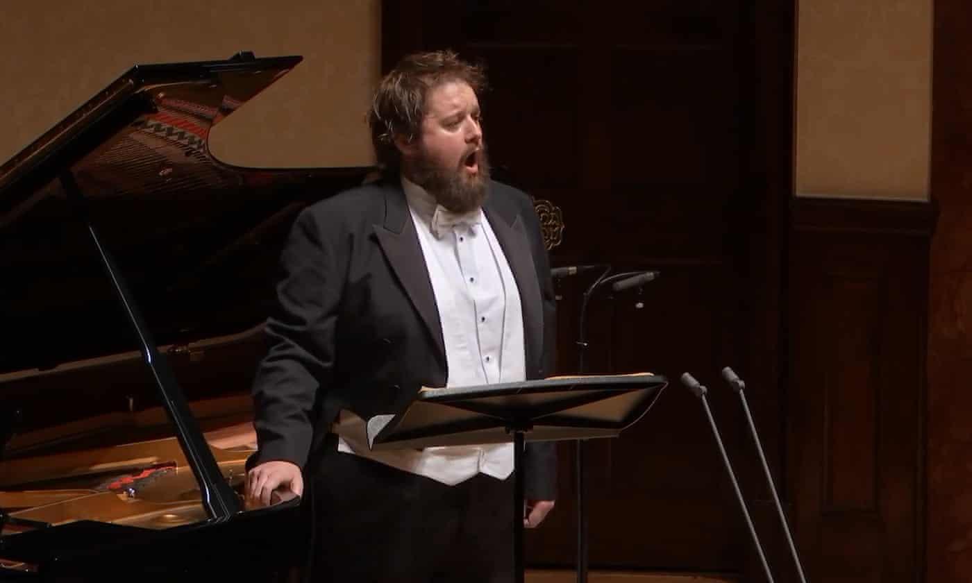 Alder/Clayton/Johnston/Newby/Ballieu review – Britten's song cycles open new season