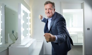 Piers Morgan talked to the Guardian's Simon Hattenstone.