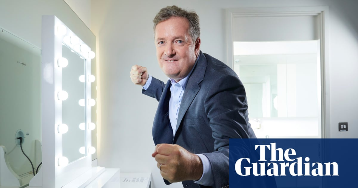 Piers Morgan: 'Do I genuinely feel a pathological hatred of vegan sausage rolls? No'